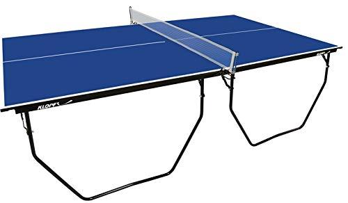 Mesa De Tênis De Mesa, Ping Pong, Com Rodízio, MDF 15mm, Acompanha Suporte e Rede
