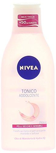 Nivea Visage Tonico Addolcente 200Ml+ + 50 gratis