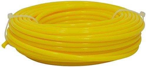 Corderie Italiane 006000884 Filo Decespugliatore, Tondo, 3 mm, 15 m, Giallo