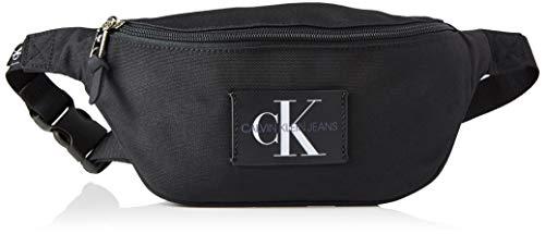 Calvin Klein Donna Crossovers, Nero, Taglia unica