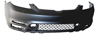 OE Replacement Toyota Matrix Front Bumper Cover (Partslink Number TO1000237)