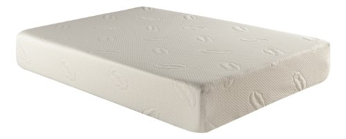 CoolSoft Alta Memory Foam Gel Mattress, 11 inch, Queen