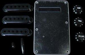 Kit Fender Accesorios - Stratocaster