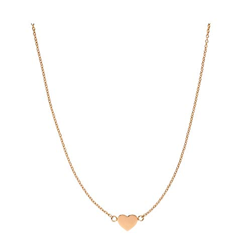 FAYE  Love Choker Necklace for Women - In Gold or Rose Gold - Chain for Women - Jewellery - Necklace for women