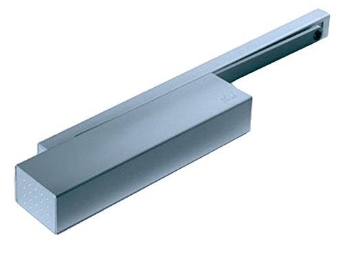 Dorma Türschließer TS 92 B BASIC silberfarbig Contur Design mit Gleitschiene EN 1-4