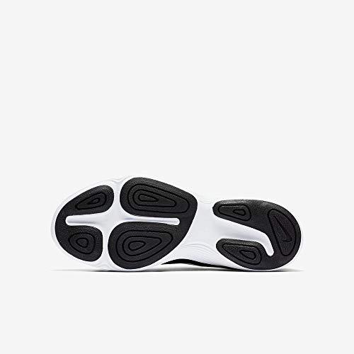 Nike Unisex-Kinder Laufschuh Revolution 4, Schwarz - 10