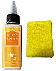 【ながら洗車】 ガラスポリッシュ 油膜取り ウロコ取り ウォータースポット 窓ガラス ウィンドウ