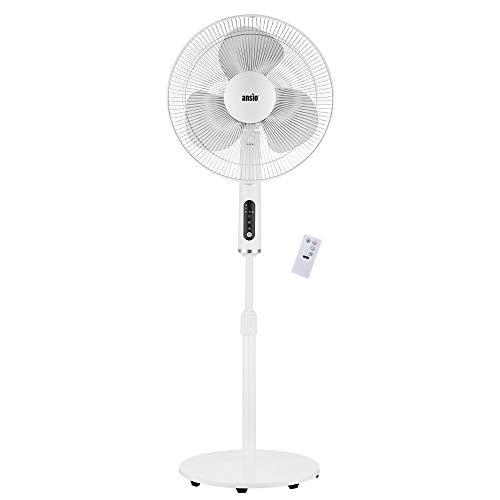 ANSIO Pedestal Fan with Remote Control
