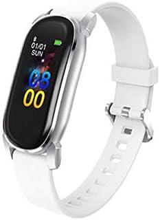 Zeerkeer SmartWatch,Reloj Inteligente Impermeable IP68 Bluetooth Relojes Deportivos con Pulsómetro y Tensiómetro Pulsera Actividad Inteligente Hombre Mujer para iOS y Android