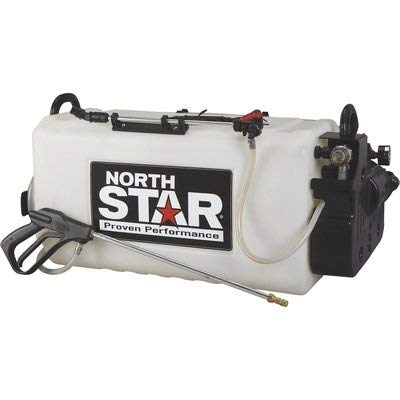 NorthStar ATV Boomless Broadcast and Spot Sprayer -...