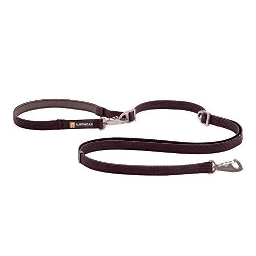 RUFFWEAR, Switchbak Dog Leash, Convertible & Adjustable Lead for Everyday Use, Granite Gray