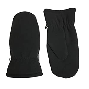 Broner Ladies Fleece Glitten, Mitten with Glove Liner