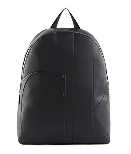 Calvin Klein Round Backpack Black