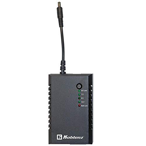 Koblenz BB-4000 USB Bateria de Respaldo para Modem, Color Negro