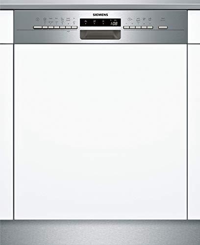 Siemens SN536S01JE iQ300 teilintegrierter Geschirrspüler / A++ / 262 kWh/Jahr / 1876 Liter/Jahr / varioSpeed Plus / Glas 40 Programm / varioFlex-Korbsystem
