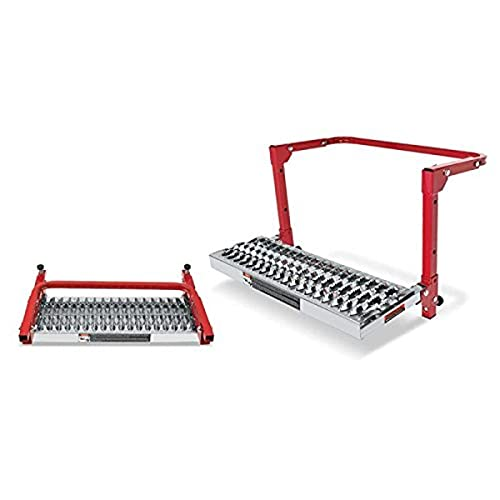Powerbuilt 647596 Folding Heavy Duty Tire Steps for Truck
