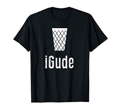 iGude Frankfurt Hessen ffm Ebbelwoi T-Shirt Geschenk 069
