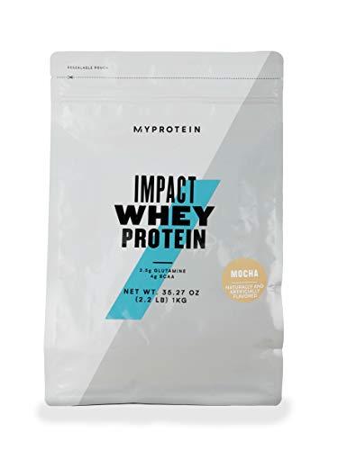 マイプロテイン ホエイプロテイン・Impact Whey (モカ, 1000g)