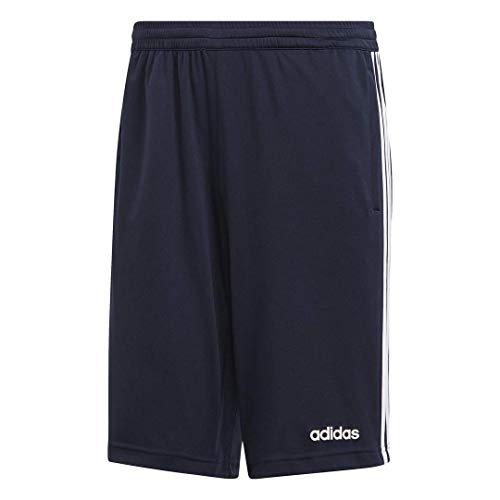 adidas Men's Design 2 Move Climacool 3-Stripes Training Shorts, Ink , Large