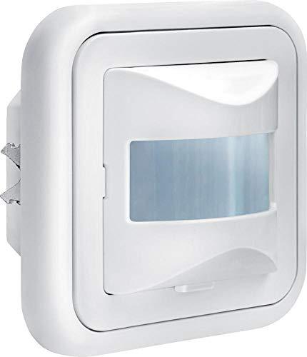 GEV Unterputz-Bewegungsmelder Agon Kombi 160° LBU 16910, 230 V, weiß
