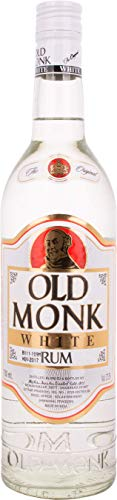Old Monk WHITE Rum  Rum (1 x 0.7 l)