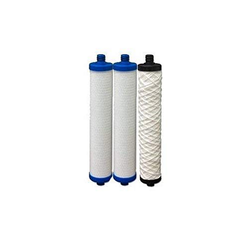 Split Pre /& Post Filter Set TFC-435 Compatible Replacement Filters for TFC-300 TFC-335 IPW Industries Inc Microline R.O