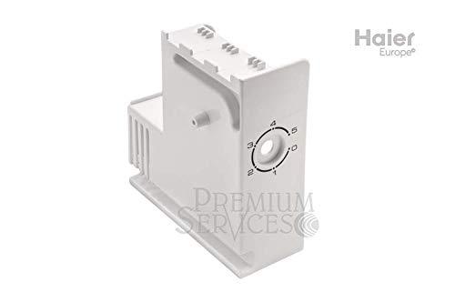 Original Haier-Ersatzteil: Gehäuse-optisch relevante Teile für Kühlschrank Herstellernummer SPHA00006912 | Kompatibel mit den folgenden Modellen: HRZ-98AA | Thermostat cover