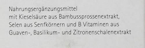GSE Haut, Haare, Nägel Complex (BIO), 60 Tabletten, 1er Pack (1 x 36 g)