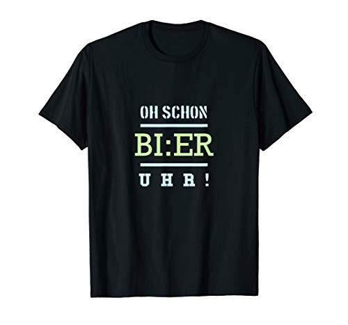 Bier | Biertrinker | Zeit zum Biertrinken T-Shirt