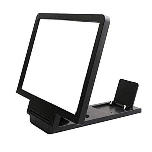 Starry sky Vergrootglas, mobiele telefoon scherm vergrootglas mobiele telefoon projector vergrote versterker mobiele standaard 3D HD film video stand