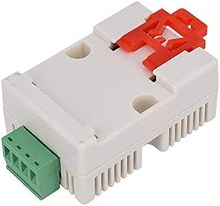 TOOGOO Temperatura Y Transmisor de Humedad?RS485 Sensores de Temperatura Serial Communica SHT20 Modbus RTU Módulo de Adquisición Transductor