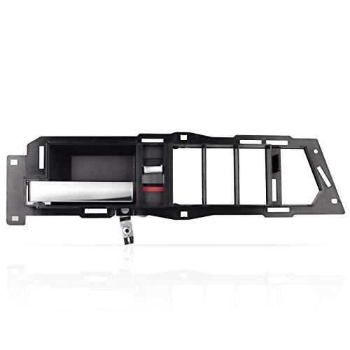 FAERSI Interior Door Handle Front Left Driver Side Replacements for 1988 1989 1990 1991 1992 1993 1994 Chevy GMC C/K 1500 2500 3500 Suburban | 1992-1994 Chevy Blazer Door Handle OE# 77128 22071935