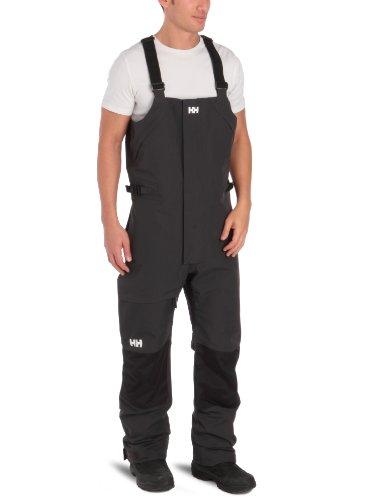 Helly Hansen Skagerak Trouser Pantalon à bretelle pour activité nautique homme Ebony XL