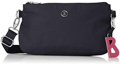 Bogner Verbier Kata Schultertasche Damen Tasche aus Nylon, shz, 7x14x23 cm