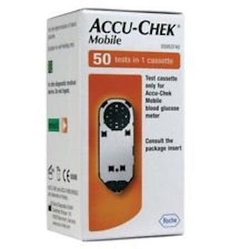Accu Chek Mobile Testkassette 1x50