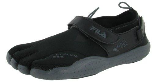 Fila Skele-Toes EZ Slide Drainage Black/Castlerock 10 D (M)