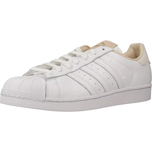 Adidas Superstar White White Crystal White 45