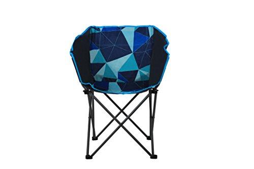 Portal Club House campingstoel tot 100 kg klapstoel in fauteuil design festivalstoel visstoel