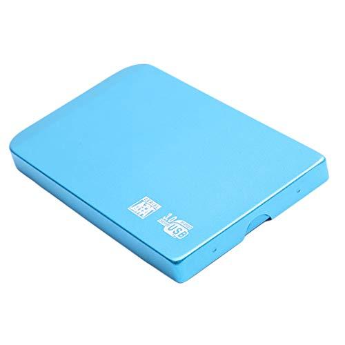 LOVIVER Blue 2.5inch 5Gbps USB3.0 Hard Drive Data Upgrade Disk PC Desktop Laptop Kit - 500G
