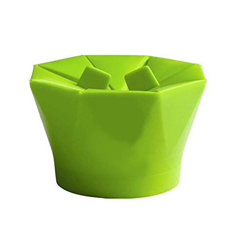 Learn More About Beher Microwave Popcorn Popper, Silicone Popcorn Maker, Collapsible Bowl Popcorn Ma...