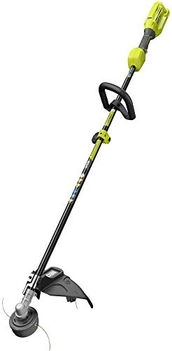 40-Volt Cordless String Trimmer , Expand-it Attachment Capable, (Bare Tool, Battery, Charger and Attachments Not Included) (Renewed) - Ryobi ZRRY40250