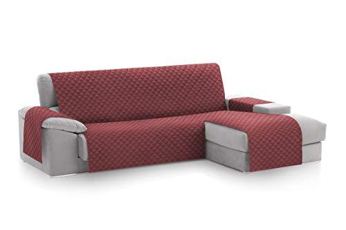 textil-home Funda Cubre Sofá Chaise Longue Malu, Protector