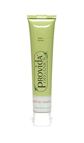 Naturkosmetik ohne Konservierungsstoffe: Hydroaktive Rosencreme Gesichtscreme mit Aloe Vera (Intensivpflege) - Typ: Nachtcreme, 50ml Tube