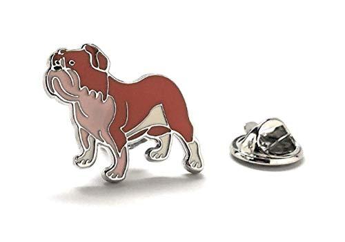 Williams and Clark Men's Executive Lapel Pin Enzmel French Bulldog Lapel Pin Dog Lovers Tie Tac