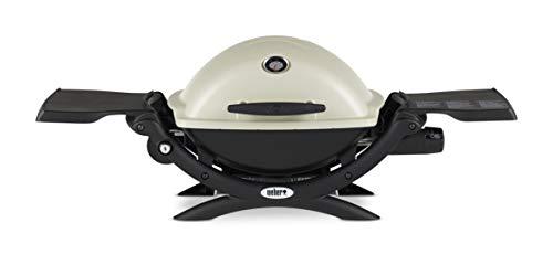 Weber 51060001 Q1200 Liquid Propane Grill,Titanium