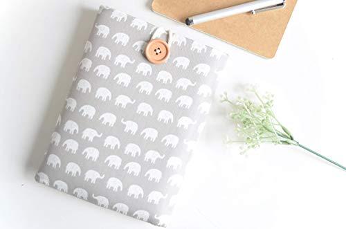 Elephants Kindle Sleeve Case, Kindle Paperwhite, Voyage, Amazon Fire, Custom Size