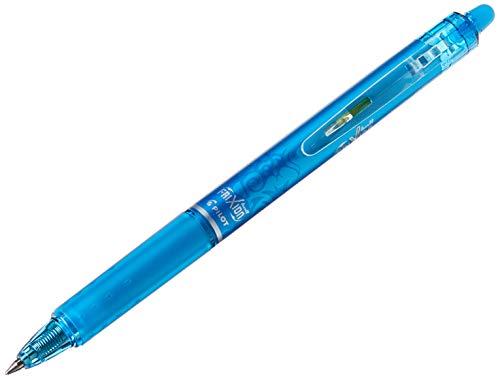 Pilot FriXion – Bolígrafo (con mecanismo de pulsador, retráctil, tinta borrable, punta 0,7, caja de 12 unidades)