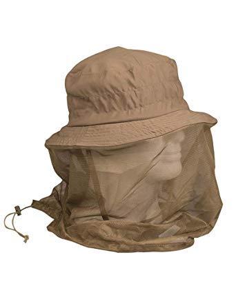 TUCUMAN AVENTURA Chapeau avec filet moustiques