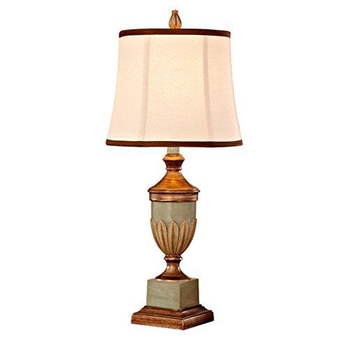 Bonne chose lampe de table Européenne - Style Lampe Chambre Chambre Rétro réchauffement léger des lampadaires décoratifs méditerranéens ruraux américains