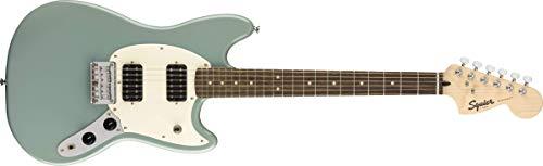 Fender Squier FSR Bullet Mustang HH LRL Sonic Grey Guitarra Eléctrica